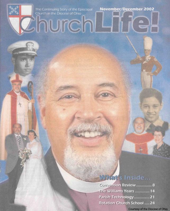 Arthur Williams Church Life! Cover, 2002