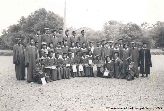 Graduation At Voorhees