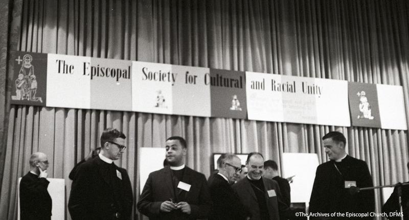 ESCRU Meeting At General Convention, 1964