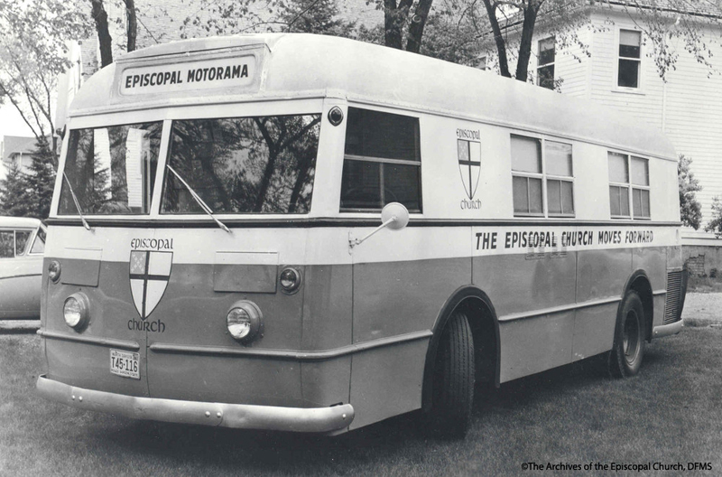 Prayer Pilgrimage Bus