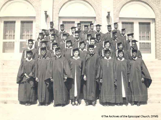 St. Augustine's Class Of 1937