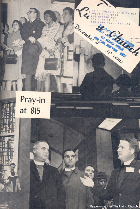 The Living Church, Cover, 1966