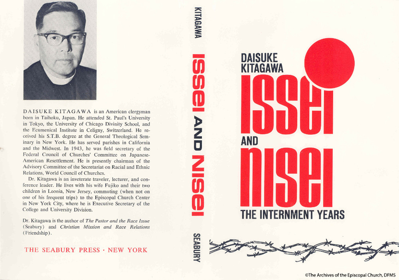 Cover Of Issei and Nisei