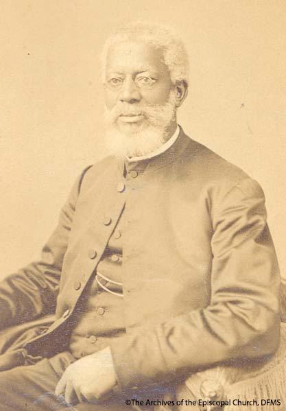 Alexander Crummell, 1877