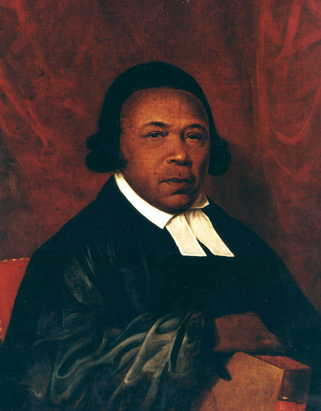 Portrait of Absalom Jones
