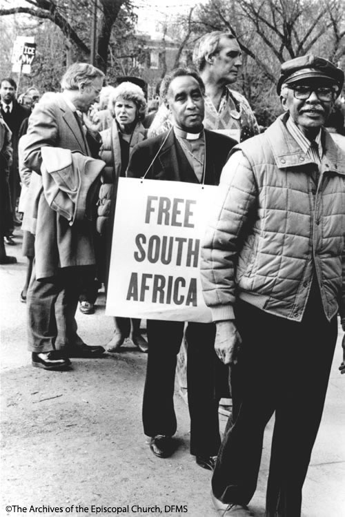 South African Embassy March