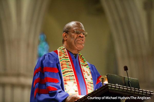 Rev. Kortright Davis