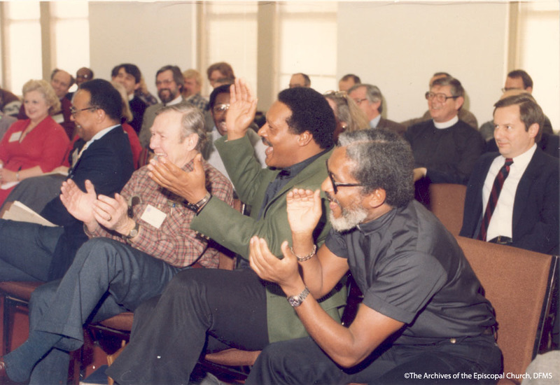 Attendees Of Church And City Conference
