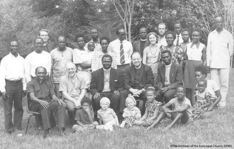 Allin With Luwum Of Uganda, 1975