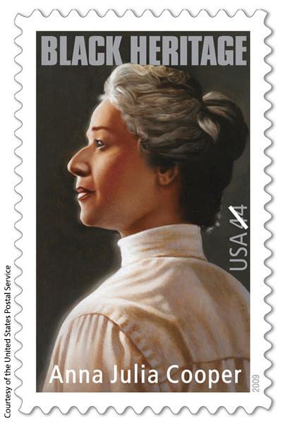 Cooper Postage Stamp