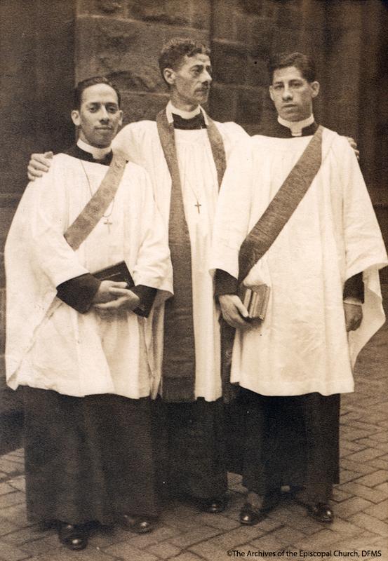 Diaconate 1938