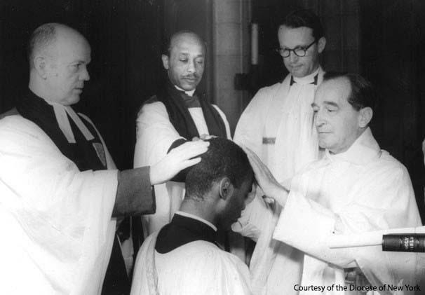 Dennis Ordination, 1958
