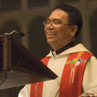 Asian Ministry: Rev. Vergara At Hmong Service