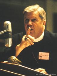 Bishop Hines Speaking