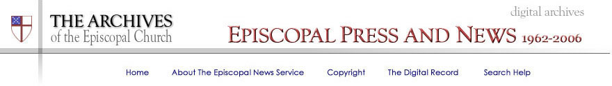 [Episcopal News Service Banner image]