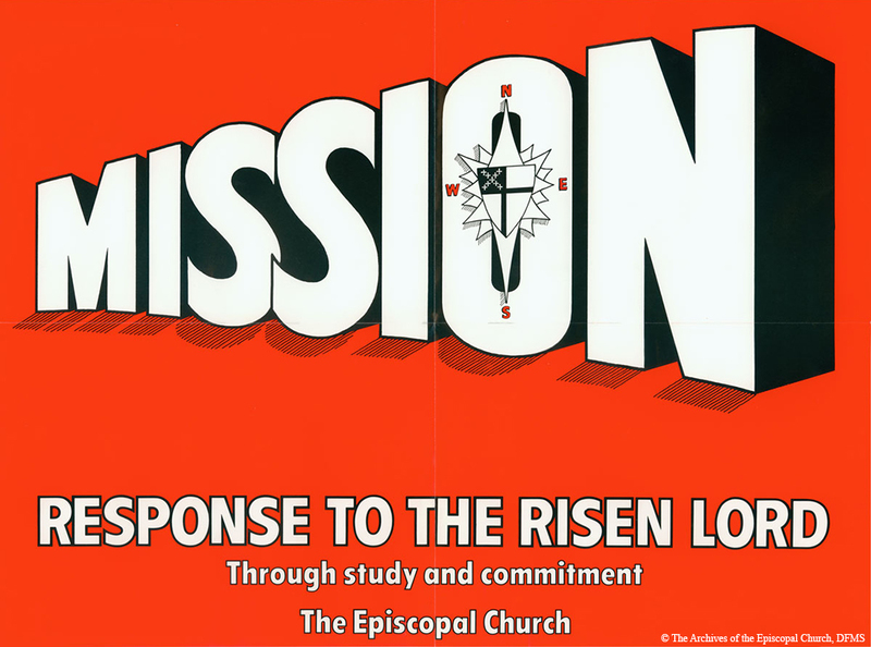 VIM Poster MISSION: Response To The Risen Lord