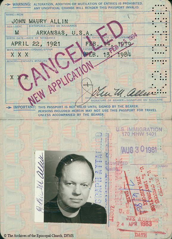 Allin Passport