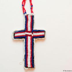 Beaded Cross Artifact 1