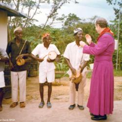 Allin In Liberia