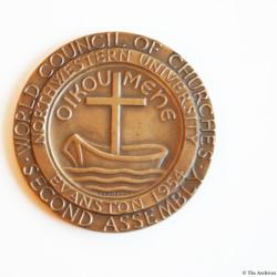WCC Medallion Artifact 40