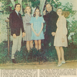 Allin With Children News Clipping