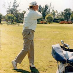 Allin Golf Swing