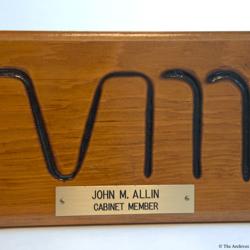 VIM Plaque Artifact 69