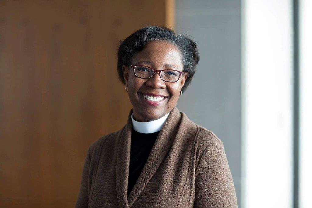 The Rev. Jennifer Baskerville-Burrows